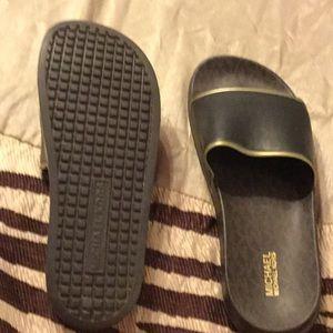 c5f879f3f4f8 Michael Kors Shoes - MICHAEL Michael Korda Nolan Slide Sandals